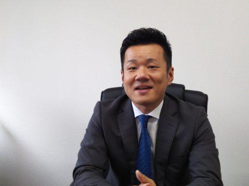 株式会社太陽住建河原社長の写真