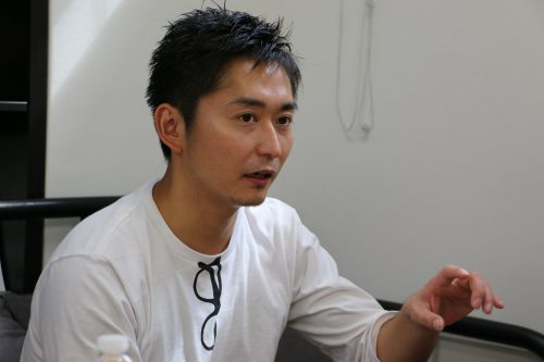 Trim株式会社長谷川さん