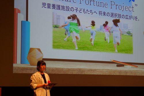 加藤 早織氏(国士舘大学 経営学部 経営学科)の写真