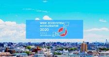 【締切8/31】Wide Ecosystem Accelerator ‐広域連携アクセラレーター‐ 2020